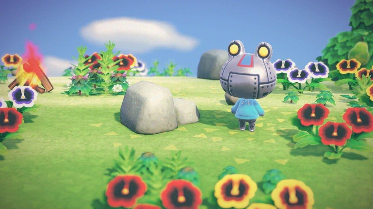 Los vecinos pueden mandarte heces fosilizadas como regalo en Animal Crossing: New Horizons