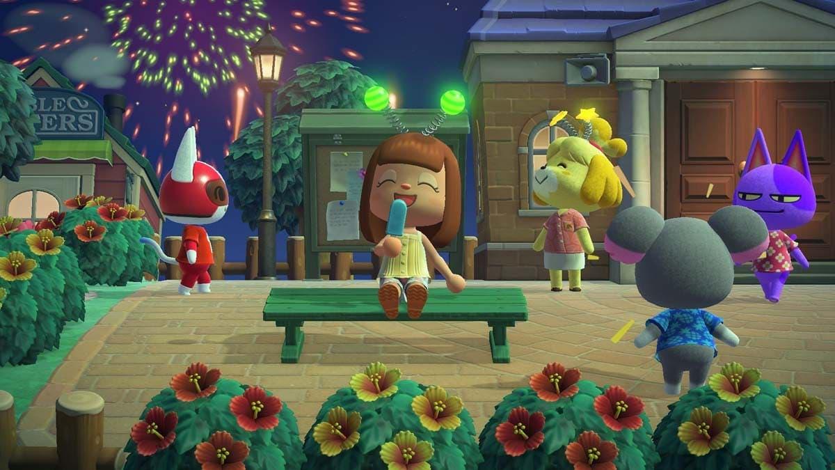 Animal Crossing: New Horizons recibe su nueva actualización con estas novedades