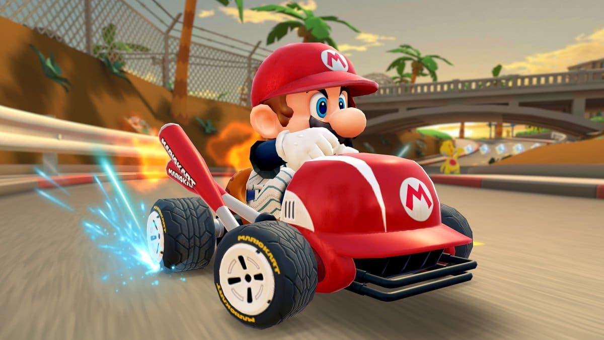 Mario Kart Tour celebra la llegada de su nueva temporada de Los Ángeles con este tráiler