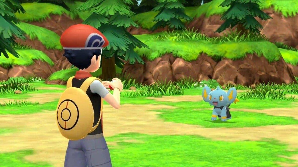 Nintendo pregunta qué Pokémon añadiremos a nuestro equipo en Pokémon Diamante Brillante y Perla Reluciente