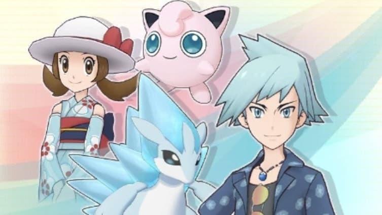 Máximo y Lira veraniegos regresan a Pokémon Masters EX