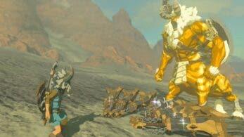 Vídeo nos muestra los 5 tipos de cazadores de Centaleones en Zelda: Breath of the Wild