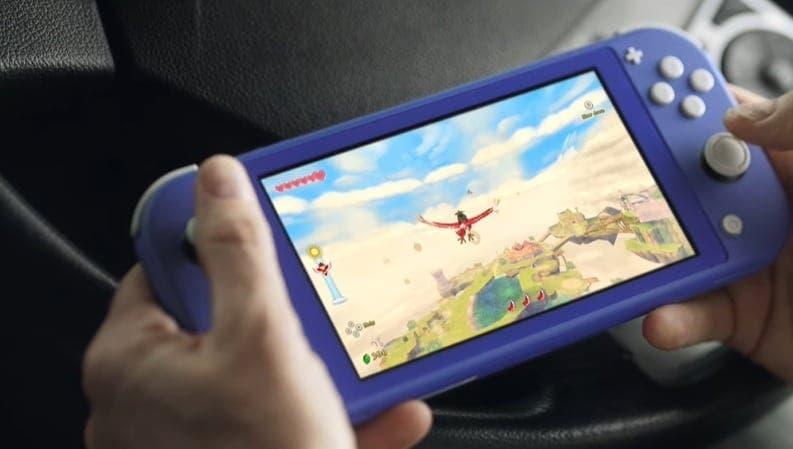 Nuevo tráiler promocional de Nintendo Switch para esta temporada veraniega