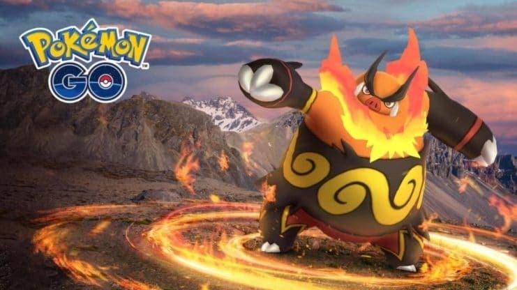 Emboar en Pokémon GO: Mejor set de movimientos y más posibilidades