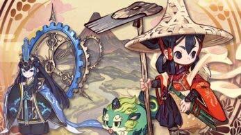Conoce los nuevos espíritus de Sakuna: Of Rice que recibirá Super Smash Bros. Ultimate