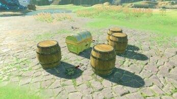 Logran abrir por fin el cofre más inaccesible de The Legend of Zelda: Breath of the Wild
