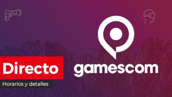 ¡Sigue aquí en directo la Gamescom 2021! Horarios, compañías y más detalles