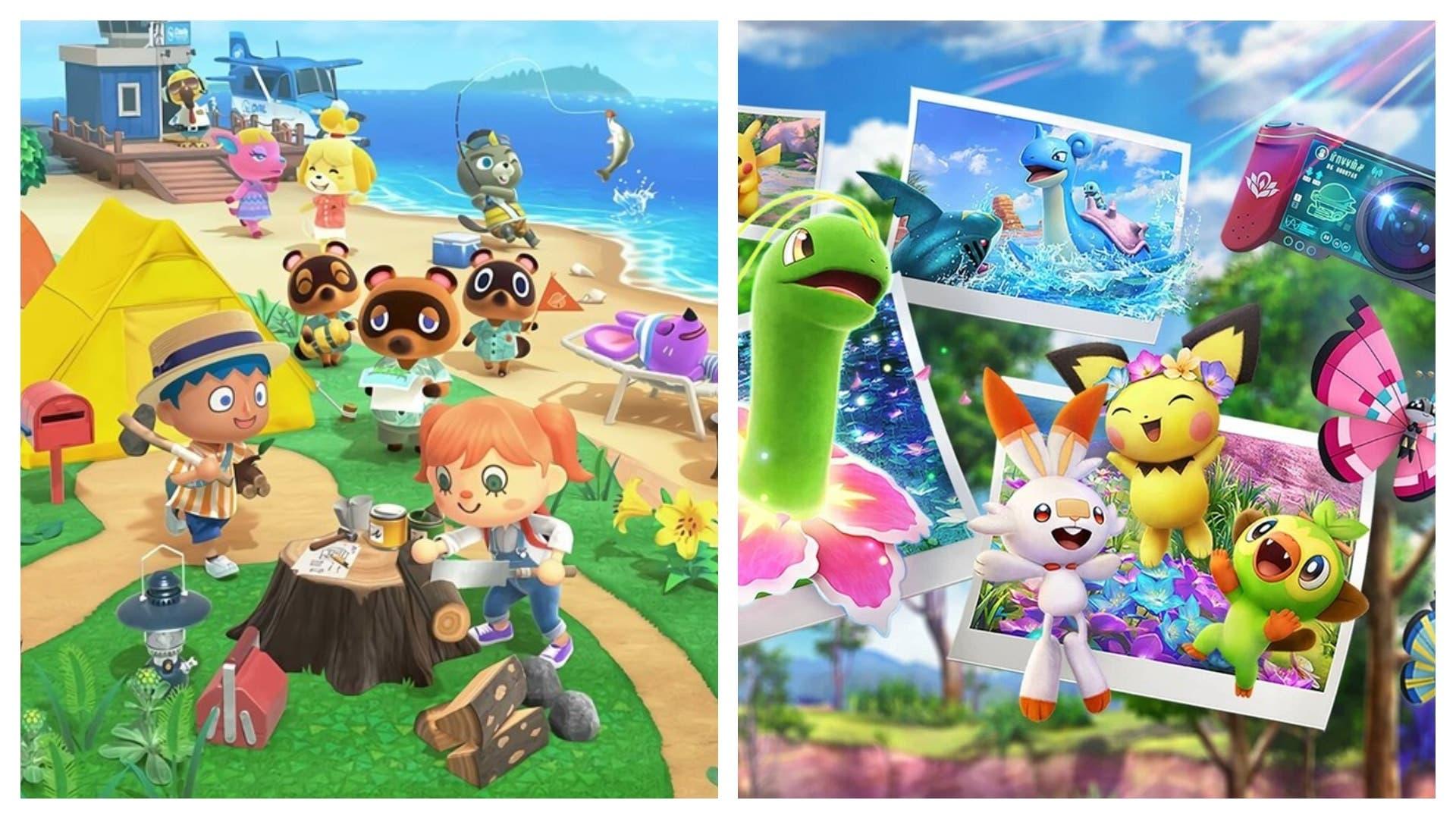 La nueva actualización de Animal Crossing: New Horizons debería tomar nota de estos puntos de la de New Pokémon Snap