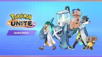 Todos y cada uno de los cambios de la nueva actualización de Pokémon Unite: hora de lanzamiento, nerfeos y mucho más