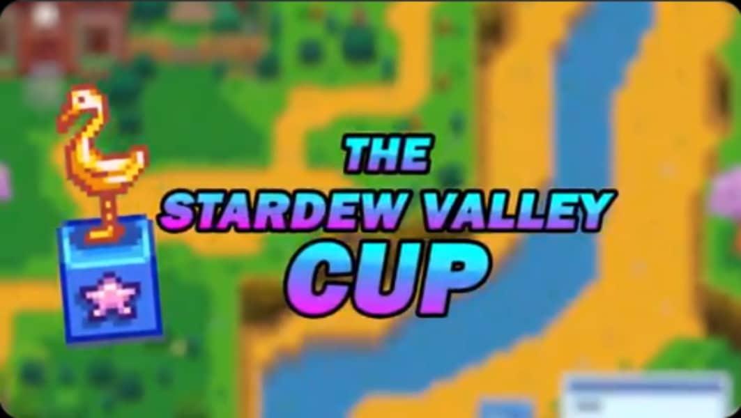 Se presenta la Stardew Valley Cup, competición oficial del juego con premios de hasta 40.000 dólares