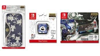 Anunciados nuevos accesorios oficiales de Shin Megami Tensei V para Nintendo Switch y 3DS