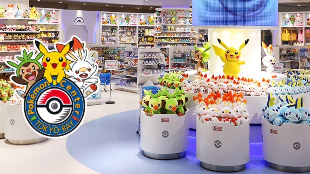Los Pokémon Center de Japón cierran temporalmente debido a la pandemia de coronavirus