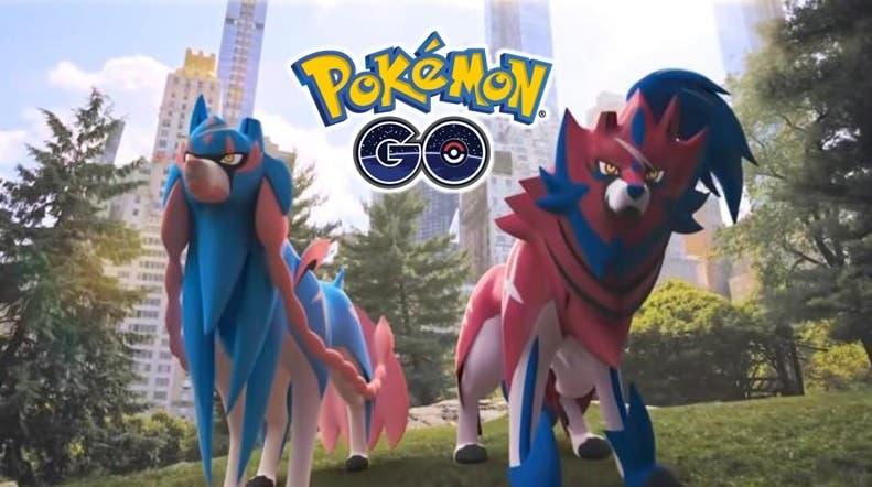 Pokémon GO: Se filtran atuendos de Galar para el juego