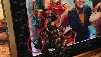 Reggie se pronuncia sobre el misterioso personaje del arte que Retro Studios le dedicó