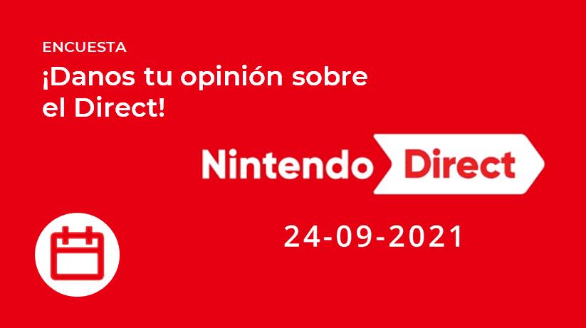 [Encuesta] ¿Qué es lo que más te gustó del nuevo Nintendo Direct?