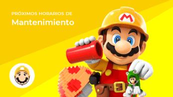 Estas son las tareas de mantenimiento que Nintendo prevé para los próximos días (24/10/21)
