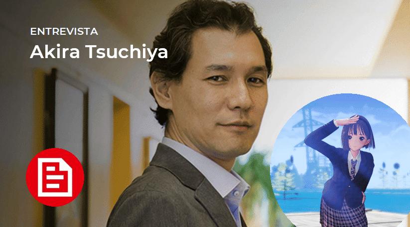 [Entrevista] Hablamos con Akira Tsuchiya, productor de Blue Reflection: Second Light y lo jugamos