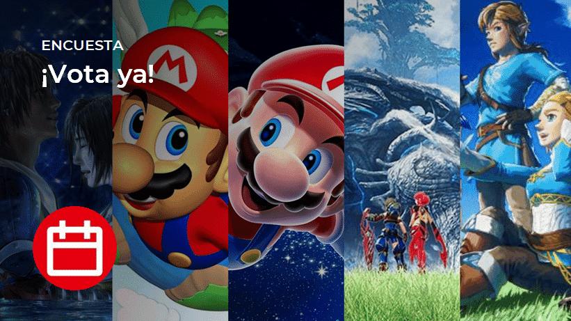 [Encuesta] ¿De qué juego de Nintendo quieres que analicemos su banda sonora?