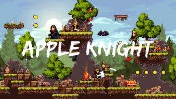 Apple Knight queda confirmado para el 9 de septiembre en Nintendo Switch: precio y más detalles