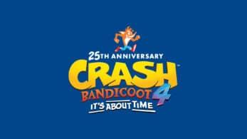 Crash Bandicoot celebra su 25º aniversario con web y vídeo