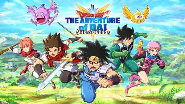Dragon Quest The Adventure of Dai: A Hero's Bonds finalmente llegará el 28 de septiembre a móviles