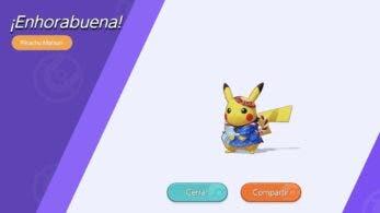 El evento de celebración de descargas con Pikachu Matsuri ya está disponible en Pokémon Unite