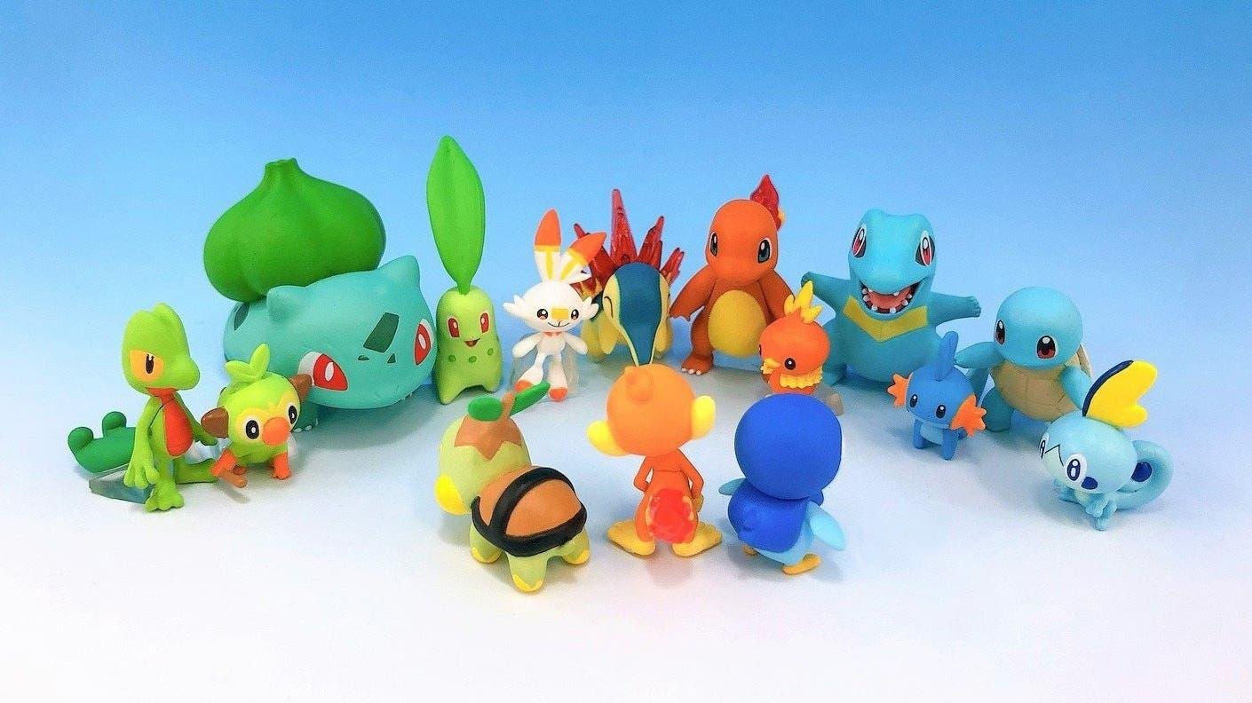 Merchandise Pokémon: electrodomésticos, figuras, peluches, nuevas imágenes del steelbook de Leyendas Pokémon: Arceus, pegatinas para mascarillas y más