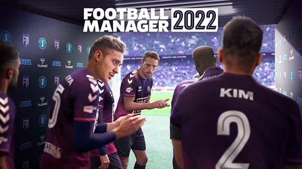 Football Manager 2022 queda confirmado para Nintendo Switch: detalles y tráiler