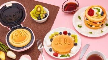 Necesitamos en nuestra cocina esta máquina para hacer tortitas de Kirby