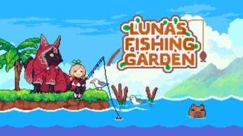 El adorable Luna's Fishing Garden llegará este jueves a Nintendo Switch: precio y más detalles
