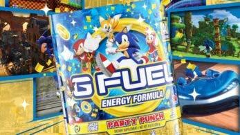 Sonic confirma nueva bebida energética con sabor a Party Punch