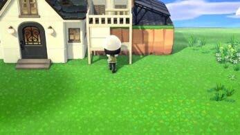 No te pierdas cómo construyeron esta genial mansión histórica en Animal Crossing: New Horizons