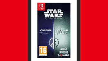 Aparece el boxart preliminar de Star Wars Jedi Knight Collection para Nintendo Switch