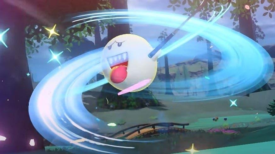 Mario Golf: Super Rush: Podemos conseguir una gorra para Boo este mes de septiembre