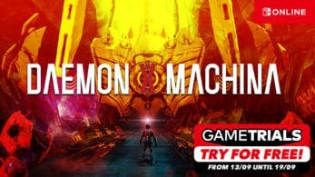 Nintendo Europa también confirma Daemon X Machina como el próximo juego de muestra gratuito