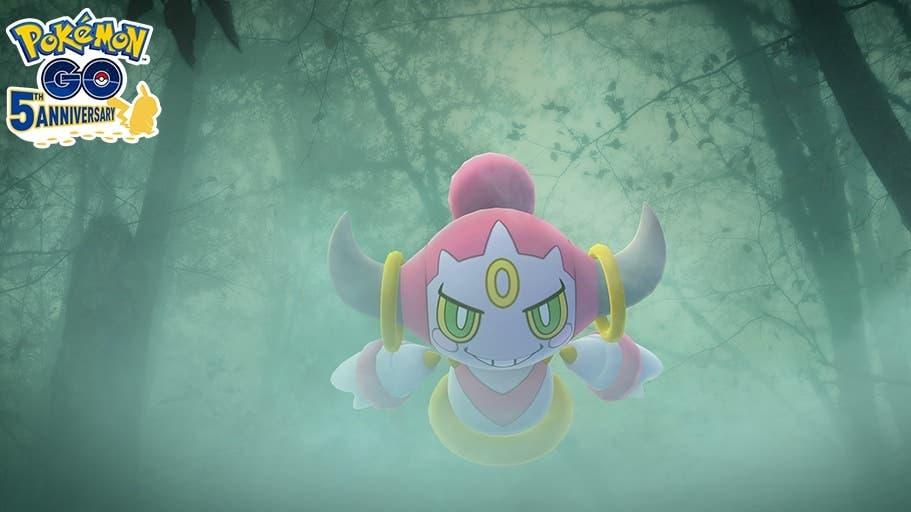 Hoopa ha llegado a Pokémon GO: fases de la investigación especial para conseguirlo y más