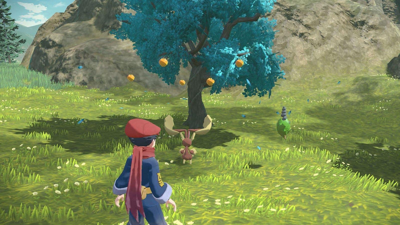 Captura de Leyendas Pokémon: Arceus confirma toneladas de detalles pero confunde con estos números
