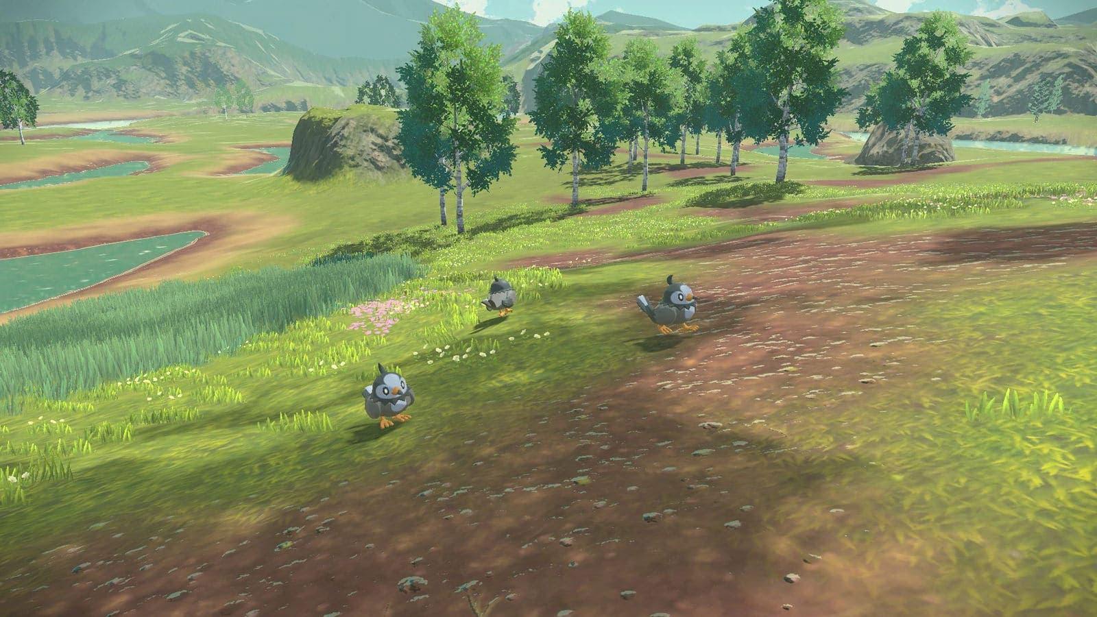 Primer vistazo al mapa de Leyendas Pokémon: Arceus nos deja interesantes detalles