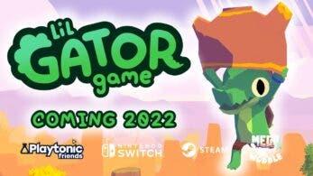 Playtonic Friends, responsable de Yooka-Laylee, anuncia el juego en 3D Lil Gator Game para Nintendo Switch
