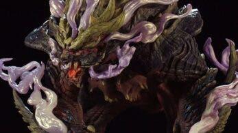 Capcom anuncia la figura de Magnamalo de Monster Hunter Rise como parte de su merchandising del Tokyo Game Show 2021