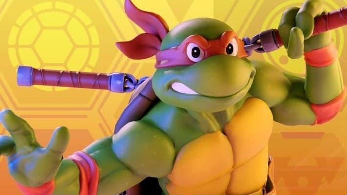 Nickelodeon All-Star Brawl nos presenta a Michelangeloen este vídeo