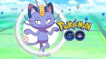 Cómo conseguir a Meowth de Alola variocolor en Pokémon GO