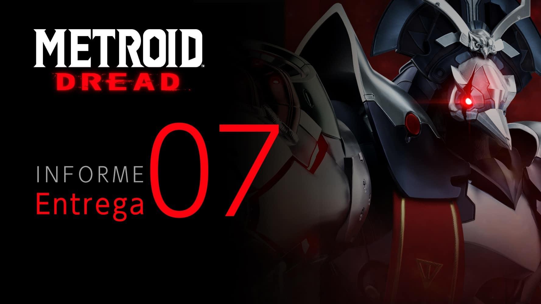 Nuevo tráiler e informe de Metroid Dread se centra en los secretos de los Chozo