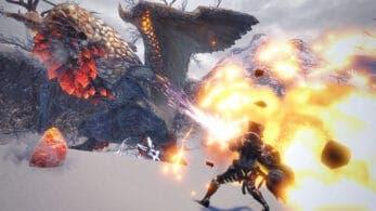 Si quieres cross-play / cross-progression en Monster Hunter Rise, házselo saber a Capcom en esta encuesta