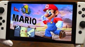 Ya tienen Nintendo Switch OLED Model y nos la muestran en este vídeo