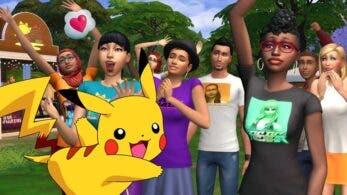 Un fan ha recreado destacados lugares de Pokémon en Los Sims 4