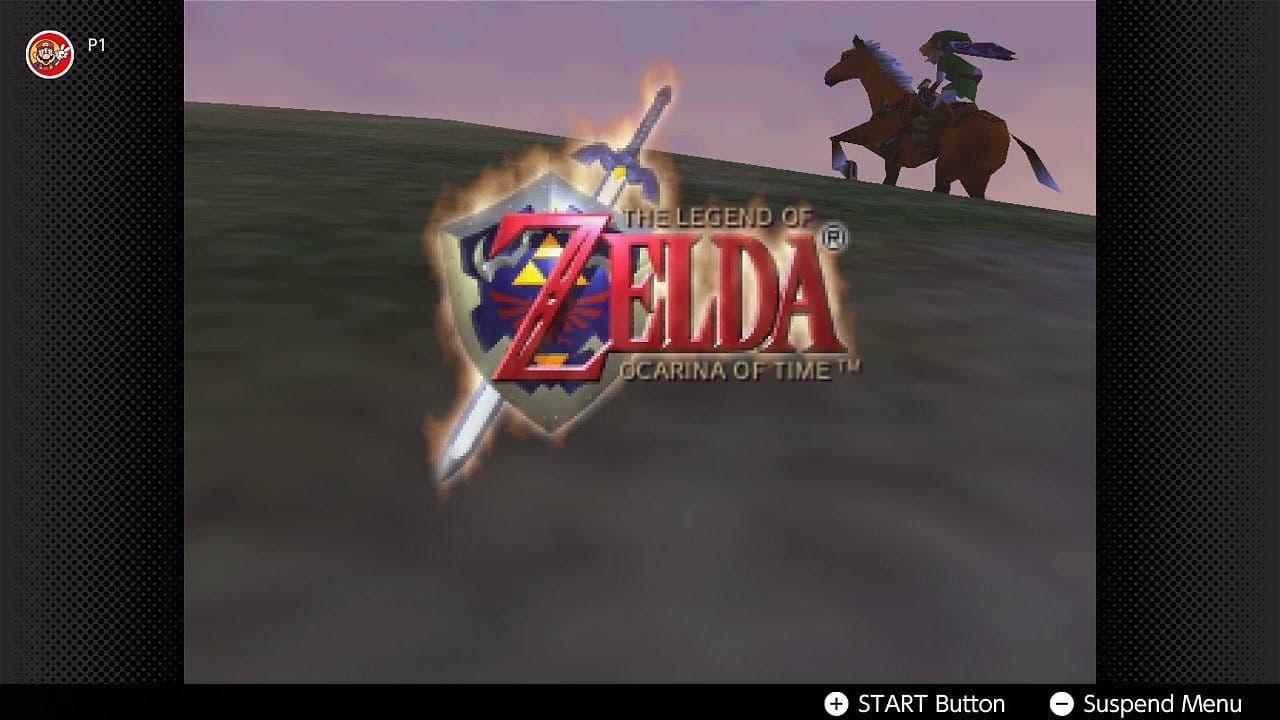 Capturas de pantalla de los juegos de Nintendo 64 y SEGA Mega Drive de Switch Online