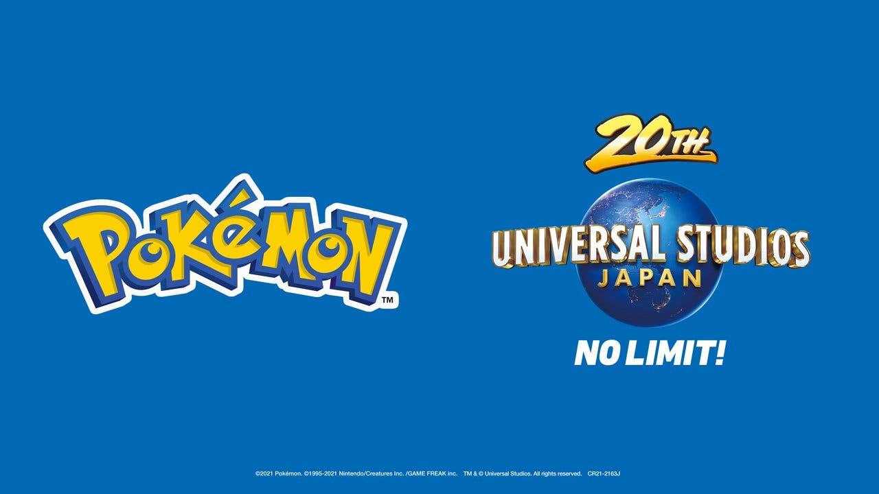 Pokémon y Universal Studios confirman colaboración oficial