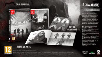 QB Planets, Ashwalkers y Surviving the Aftermath concretan sus estrenos en Nintendo Switch