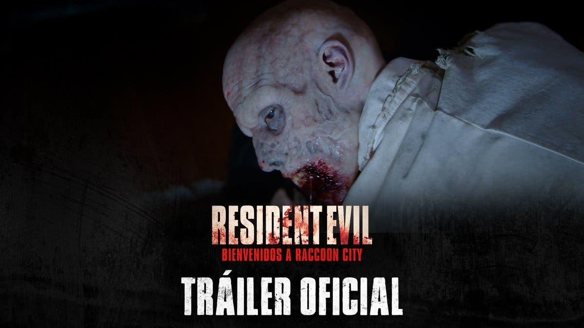 Resident Evil: Bienvenidos a Raccoon City no deja indiferentes a los fans con su primer tráiler